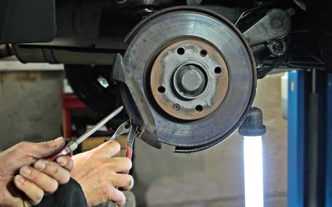 5 Warning Signs That You're Due for Brake Service